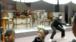 Orlande Mime Ministry - Me Again by J Moss
