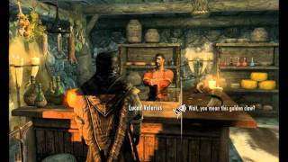 Skyrim - The Golden Claw - Return to Original Owner - How To