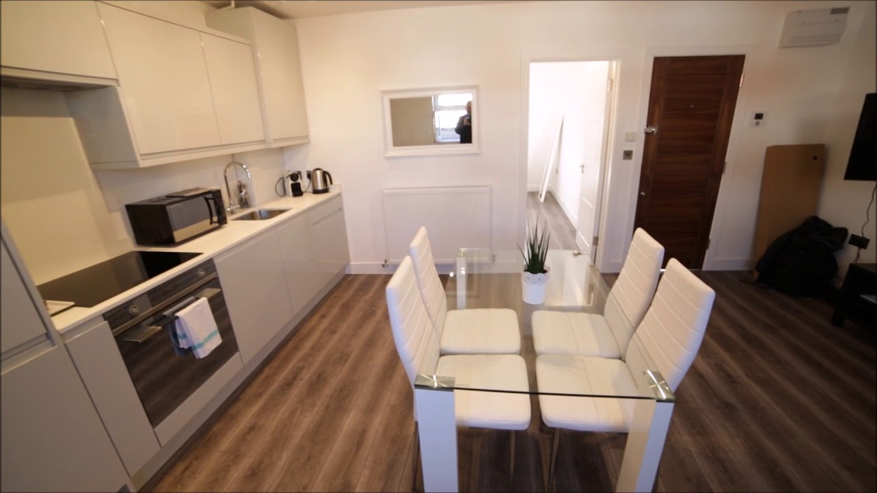 Modern 1-bedroom apartment to rent in Notting Hill, Travelcard Zones 1 and 2