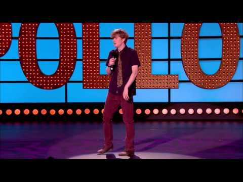 James Acaster Live at the Apollo