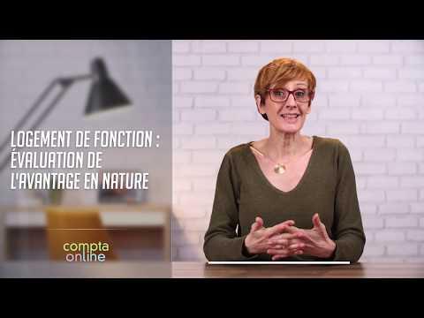 Logement de fonction : évaluation de l'avantage en nature