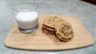 easy chocolate chip cookies soft and chewy