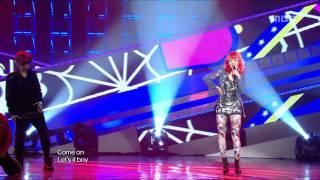 음악중심 - Fat Cat - My Love Bad Boy, 살찐 고양이 - 내 사랑 싸가지, Music Core 20111001