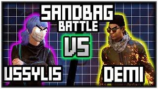 Dead By Daylight - 1v1 Sandbag Battle | Versus Demi