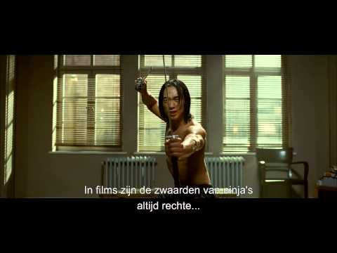 Ninja Assassin The Making Of Full HD Dutch Subtitles Part 2