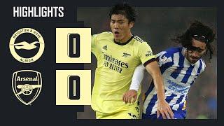 Brighton 0-0 Arsenal Pekan 7
