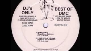U2 megamix DMC