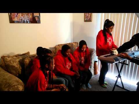 C5 GOSPEL GROUP MARCH 16,2014(I AM LOST) GOD VOICES ENTERTAINMENT