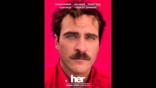 Scarlett Johansson & Joaquin Phoenix - The Moon Song (Her - OST)