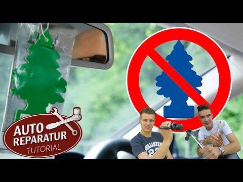 Guter Duft im Innenraum? | Auto Tipp  Lufterfrischer | good smell in the car | Auto Tutorial