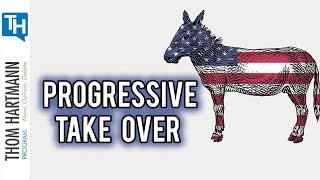 Will Progressives Take over the Democratic Party