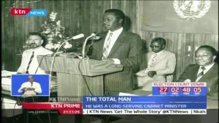 The controversial life that former CS Nicholas Biwott lived