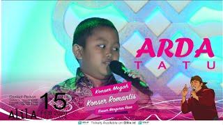 Arda ft. Didi Kempot - Tatu (Official Video Konser Cinta Alila)