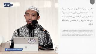 Bagian 9 – Meyakini Boleh Keluar Dari Syariat – Ustadz Dr. Abdullah Roy, M.A