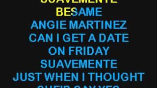 VDEKAR24346 Martinez, Angie & Jean Wyclef Coast 2 Coast Suavemente