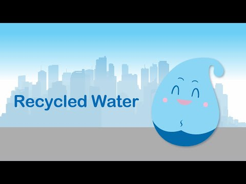 Supply of Recycled Water in Hong Kong