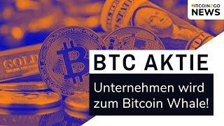 Wie viel Bitcoin halt Mstr?