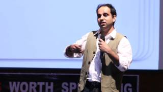 A Logical Solution To Emotional Problems | Amit Hans | TEDxGGDSDCollege