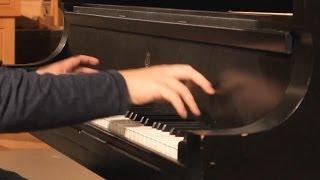Kuroko no Basuke OP - Can Do (piano)