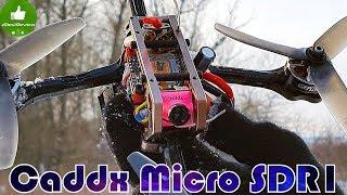 ✔ FPV камера Caddx Turbo Micro SDR1 - Super WDR, Sony Exmor-R Sensor!