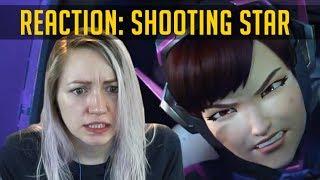 REACTION: Dva Shooting Star Overwatch Cinematic Gamescom 2018 | TradeChat