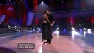 Mel B and Maks (Paso Doble, Tango)