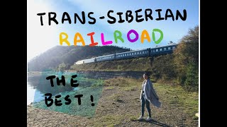 西伯利亞鐵路之旅 2017 Trans Siberian Railway (Beijing To Moscow By Train )#VLOG [Eng Sub]