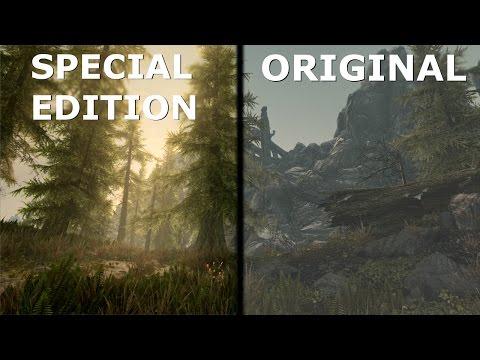 special vs legendary :: The Elder Scrolls V: Skyrim Special Edition