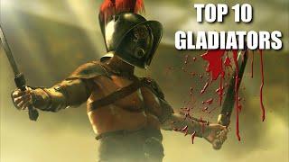 Top 10 Most BRUTAL Roman Gladiators