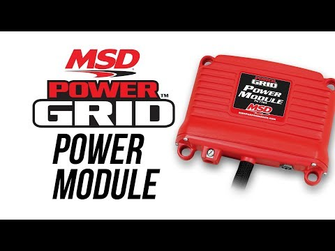 MSD Power Grid Power Module