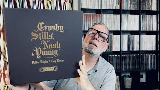 Shootout: CSNY - Deja Vu - 50th Anniversary Deluxe D2C Edition vs. Classic Records 2005 Edition