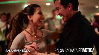 What's going on at Salsa Practica Monday Parties