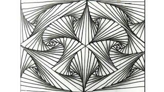 ILLUSI GAMBAR | DOODLE ART | KREASI GAMBAR #2