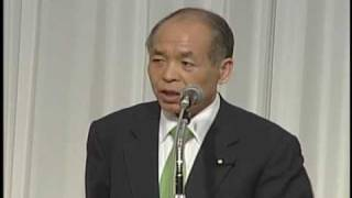 新党大地第四回北海道セミナー鈴木宗男3/5