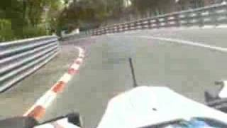 preview picture of video 'Kasper Andersen - Pau street circuit'