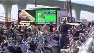 Mobile Video Advertising Custom Bike Show Part 2