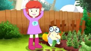 How Do Plants Grow? | Knowsy Nina Wants To Know