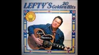 Cigarettes And Coffee Blues  Lefty Frizzell  1958 Vinyl