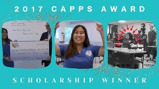 CAPPS Award