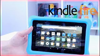 Kindle Fire Kids Edition Tablet