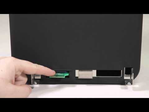 How To Install A Flipper Module On An HDP5000 Printer
