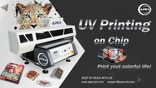 How to Print on Chip with APEX Printer?
