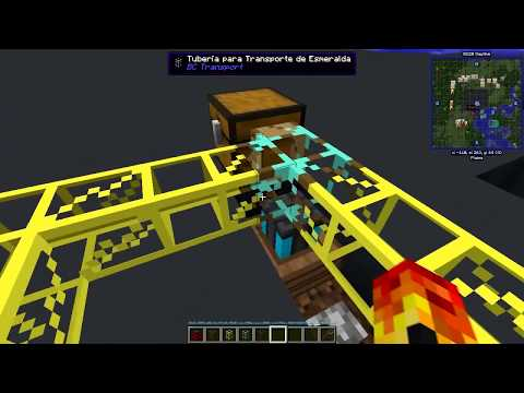 BUILDCRAFT & ADDITIONAL PIPES MOD - MINECRAFT 1.12.2 - TUBERÍAS (PIPES) (PARTE 1/5)