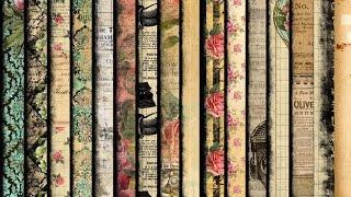 Paper Walkthrough: Prima Romance Novel paper stack
