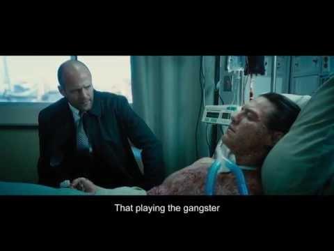 Jason Statham and Luke Evans in