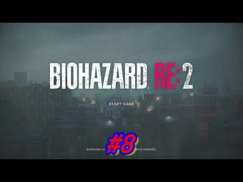 BIOHAZARD RE_2 Z Version #8ではありません。間違ってました。