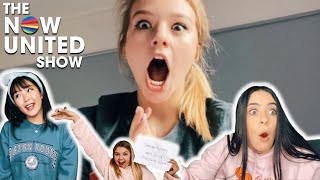 A SLUMBER PARTY & THE NOW UNITED QUIZ!! - Season 3 Episode 12 - The Now United Show