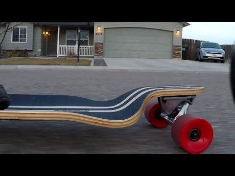 Rimable Drop Deck 41″ Longboard Review – CA Reviews
