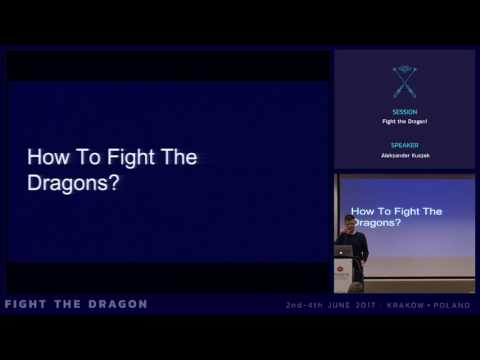 JAB17 - Fight The Dragon!