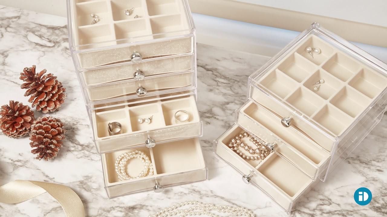 Jewelry Organization - Drawers